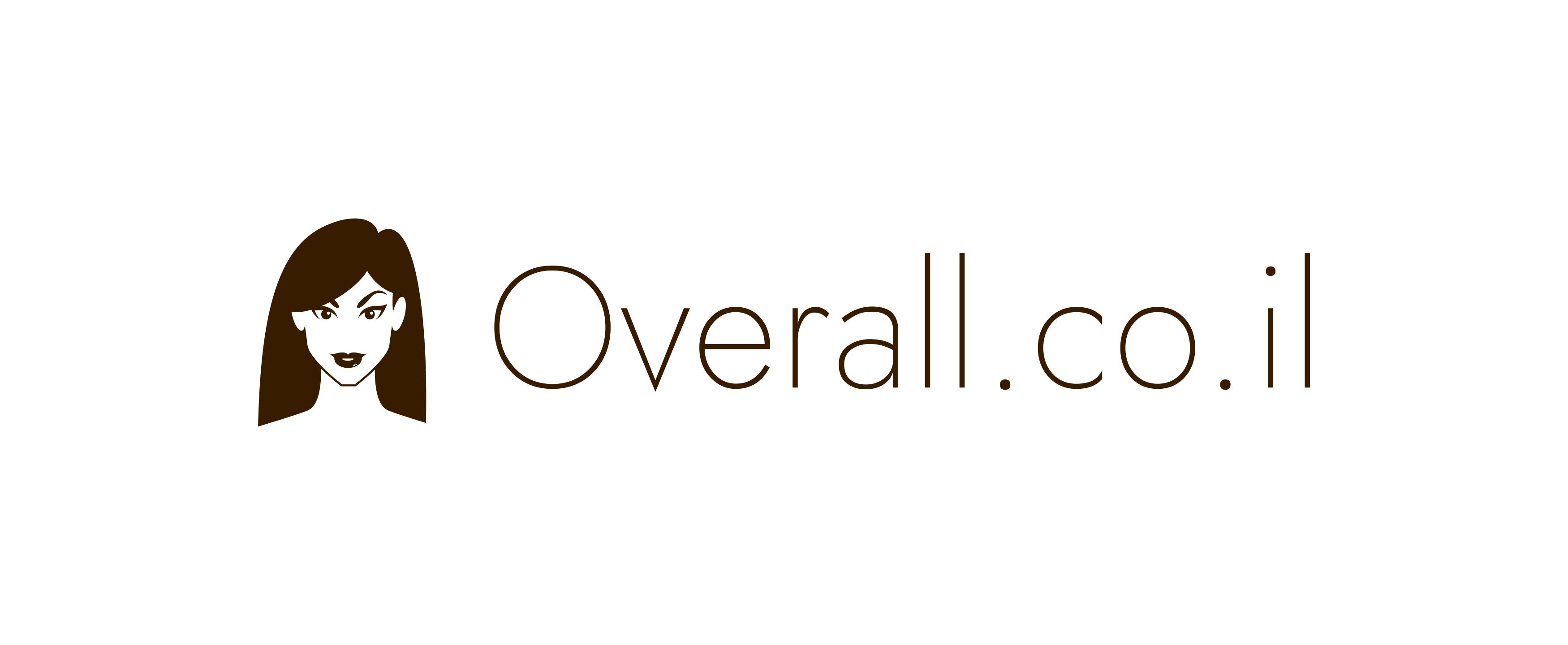OverAll אוברול - הלבשה, ביגוד, קוסמטיקה, אביזרי אופנה